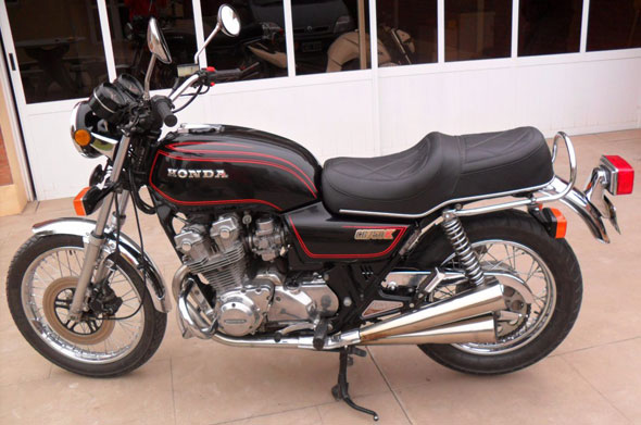 Moto Honda CB 750K