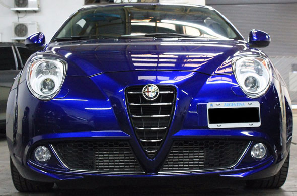 Car Alfa Romeo Mito