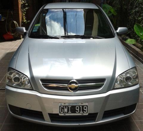 Car Chevrolet Astra GL