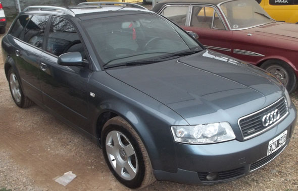 Car Audi Advance Quatro TDI 1.9