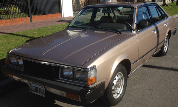Car Toyota Corona Liftback 1982