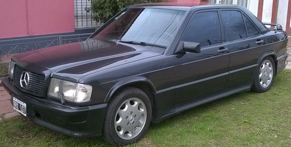 Car Mercedes Benz 190 E 2.3 Sportline