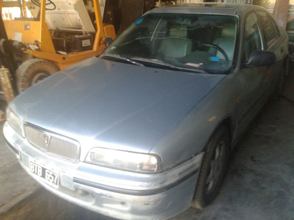 Car Rover 1998