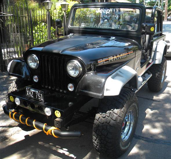 Car Jeep Off Road