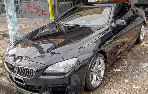 Auto BMW Serie 6