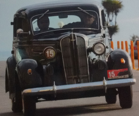 Auto Dodge Brothers 1936