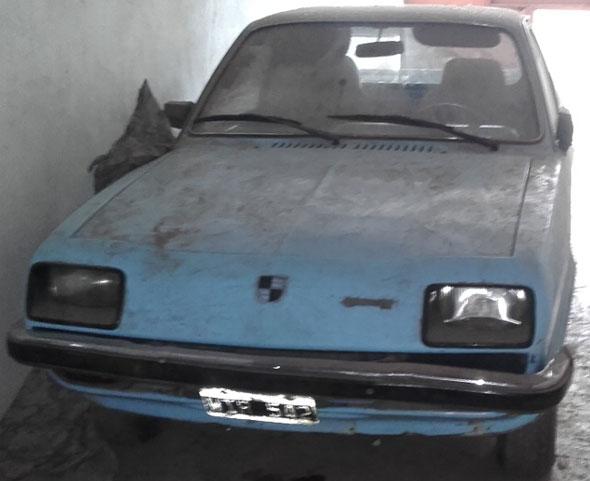 Auto Chevrolet Grumett