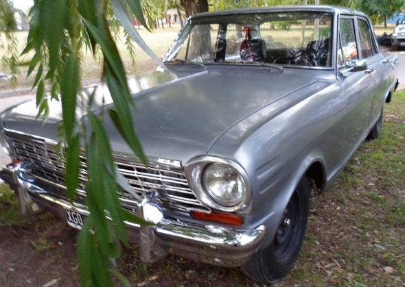 Car Chevrolet 400 Super 1964