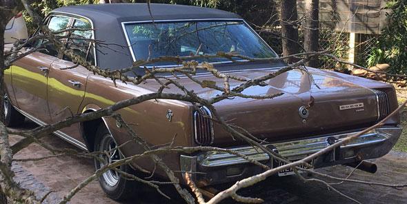 Auto Dodge GT 1970