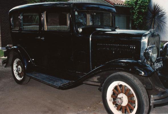 Car Dodge 1929