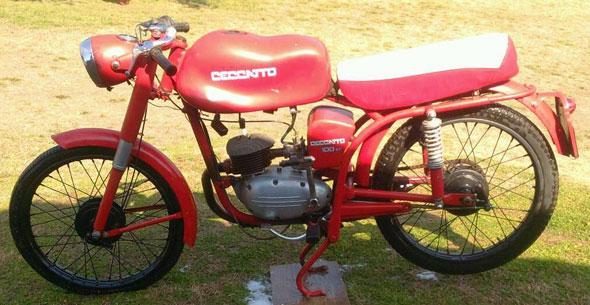 Moto Zanella Ceccato