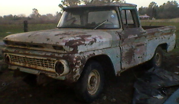 Car Chevrolet Apache