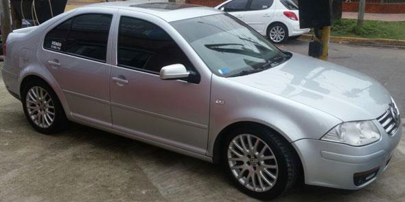 Car Volkswagen Bora 1.8t