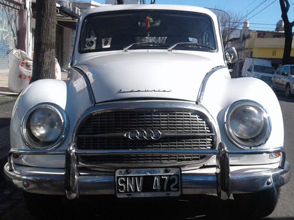 Auto DKW 1966