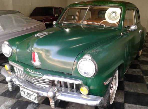 Car Studebaker Champion 1947