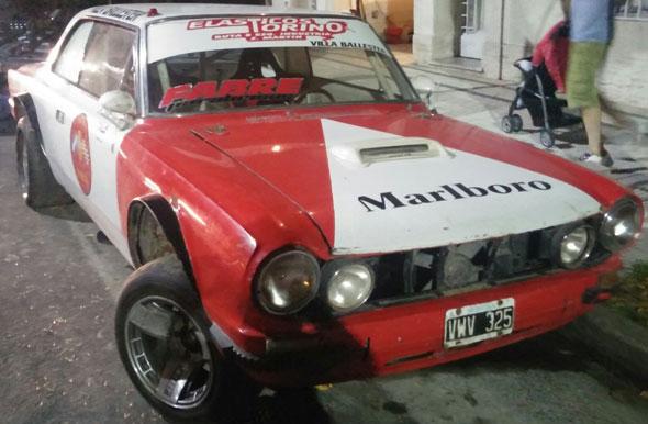 Car Torino Coupé 1972