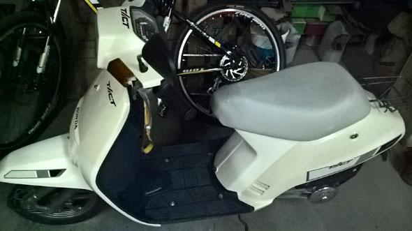 Moto Honda Tact 50