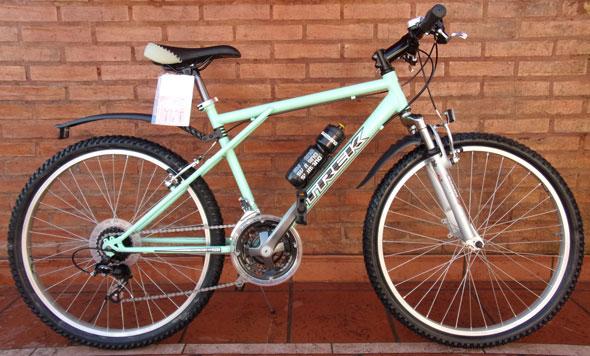 Bicicleta Mountain Bike Olmo Safari 26