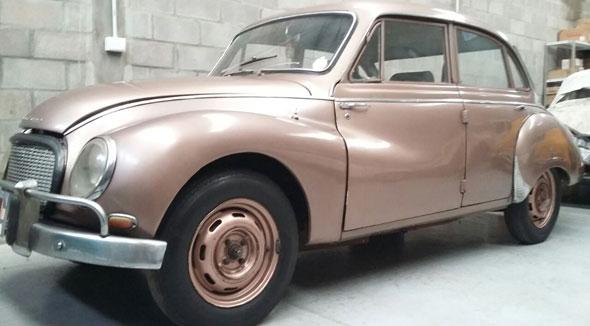 Car DKW 1000S