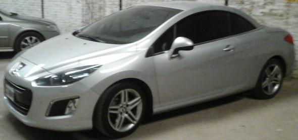 Car Peugeot 308