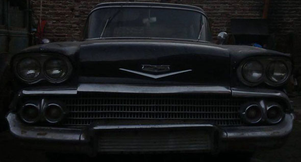Car Chevrolet 1958