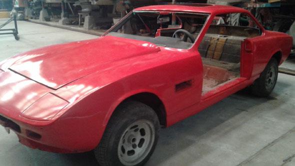 Car Tulieta GT