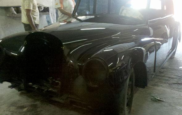 Car Mercedes Benz 300 B