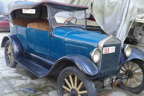 Car Ford T