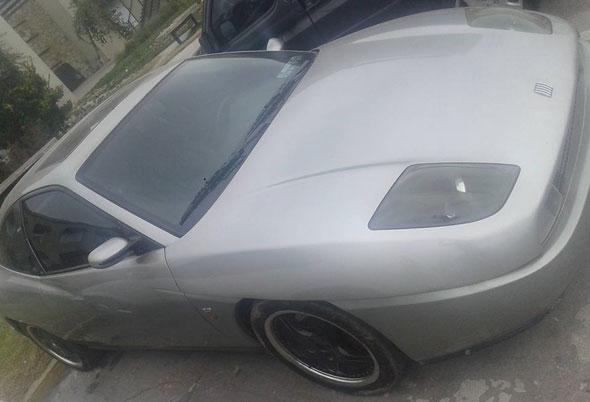 Car Fiat Pirinfarina