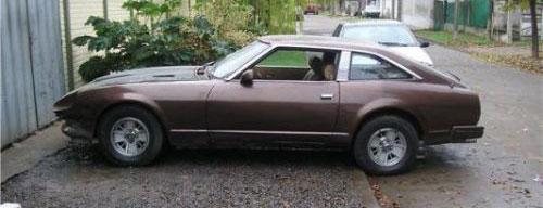 Car Datsun 280ZX