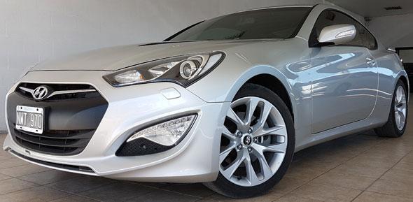 Car Hyundai Génesis 3.8 V6