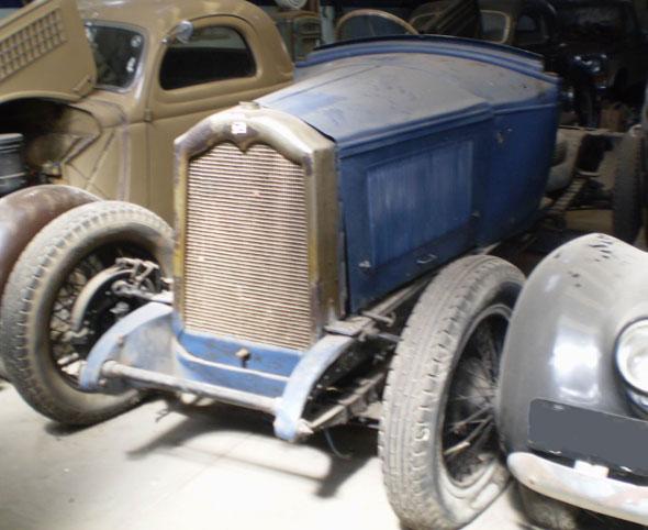 Auto Buick Baquet