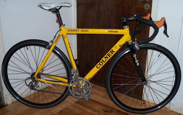 Bike Milano Sidney 2000 Campagnolo Mirage 9v Talle 53 Colner