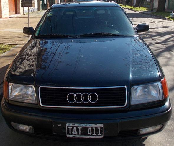 Car Audi 100 2.3 E