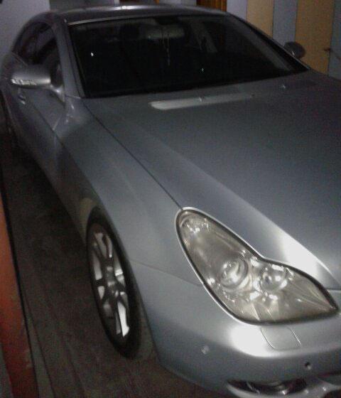 Auto Mercedes Benz CLS 350