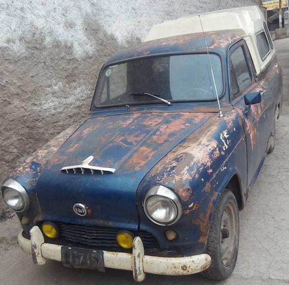 Car Siam 1961