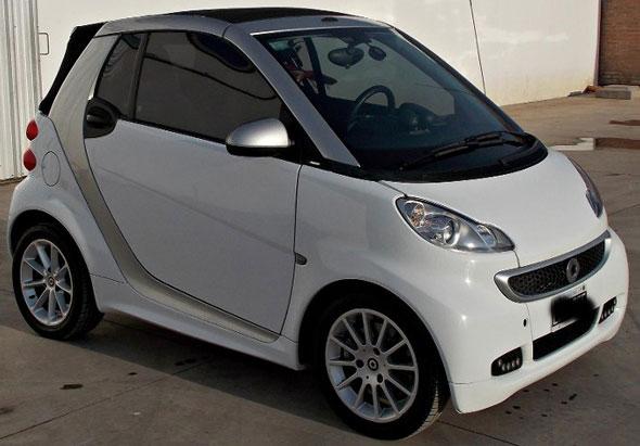 Car Smart Fortwo Descapotable
