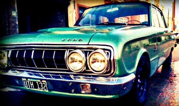 Car Ford Futura 1972