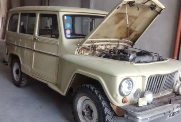 Car IKA Estanciera