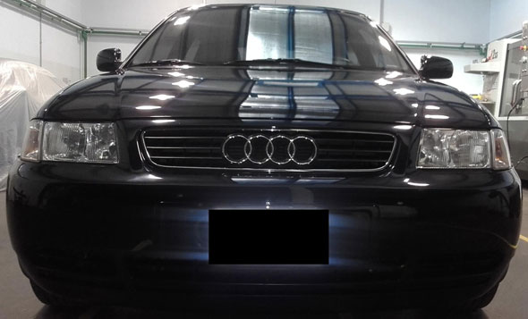 Car Audi A3 1.8 T