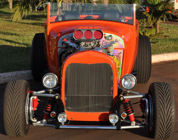 Car Ford Roadster