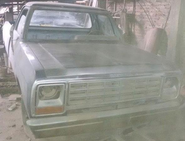 Car Dodge Power Wagon