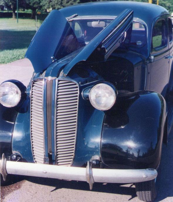 Auto Dodge 1937
