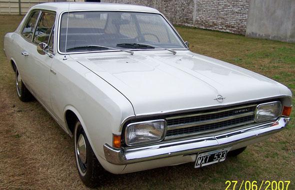 Opel Rekord Usd 12000 90073
