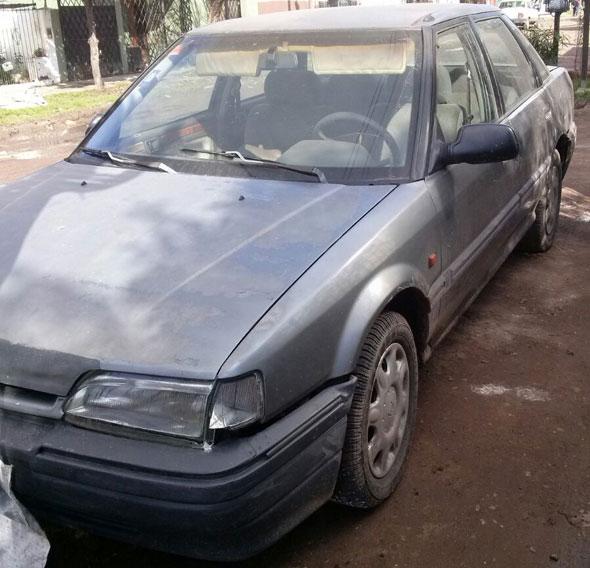 Auto Rover 416