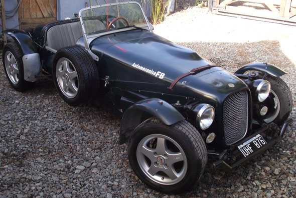 Car Rocha Vintage 1.8