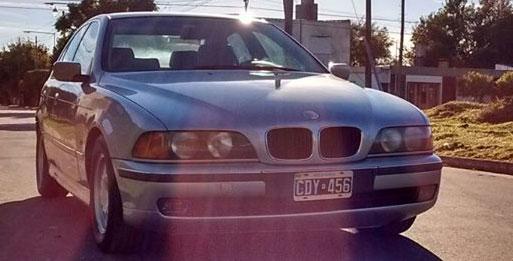 Auto BMW 523i