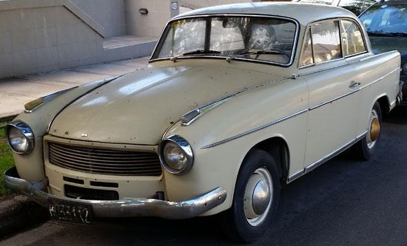 Car Hansa 1100 Luxus