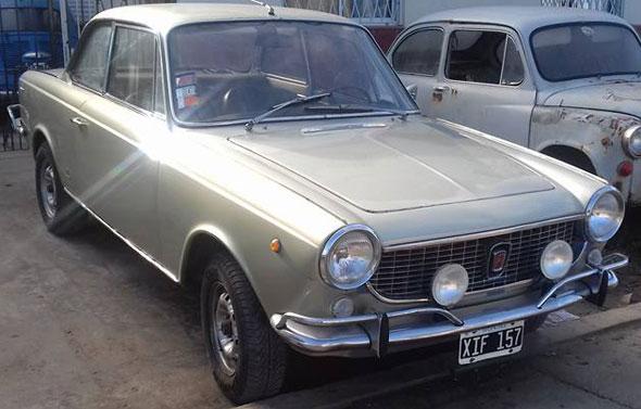 Auto Fiat Coupé 1500