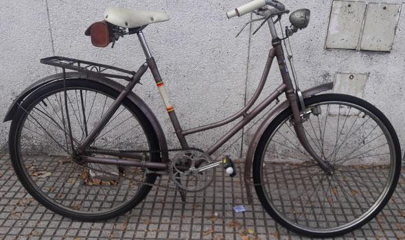 Bicicleta Philips 1950